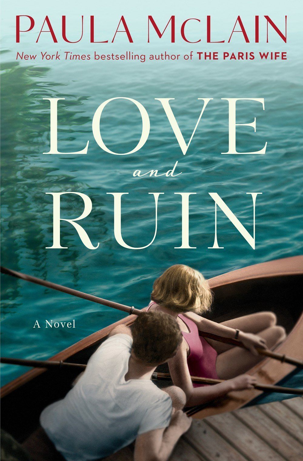 Book Review : Love and Ruin by Paula McLain - More2read